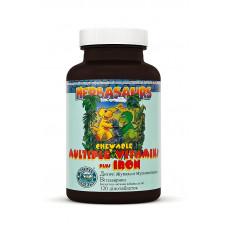 Herbasaurus Сhewable Vitamins Витазаврики жевательные витамины