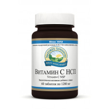 Vitamin C NSP. Витамин С НСП