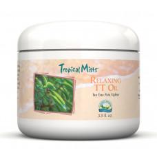 Relaxing TT Oil Болеутоляющее и расслабляющее масло с маслом Чайного дерева